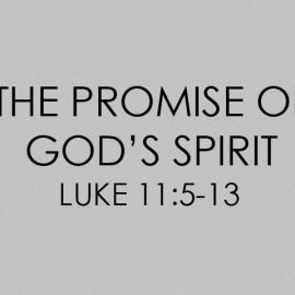 The Promise of God's Spirit