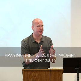 Praying Men and Modest Women