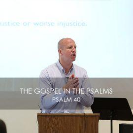 The Gospel in the Psalms