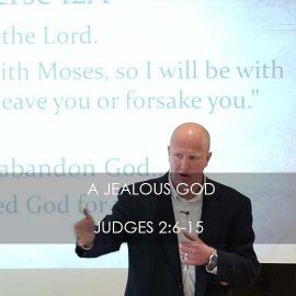 A Jealous God