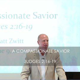 A Compassionate Savior